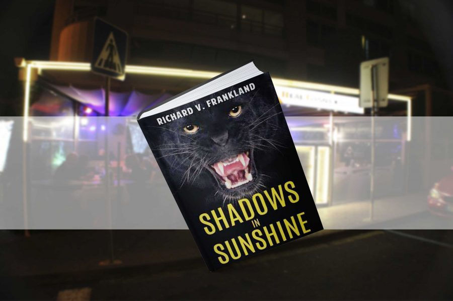 """Shadows in Sunshine"" Book"